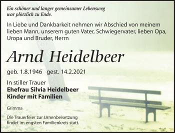 Arnd Heidelbeer