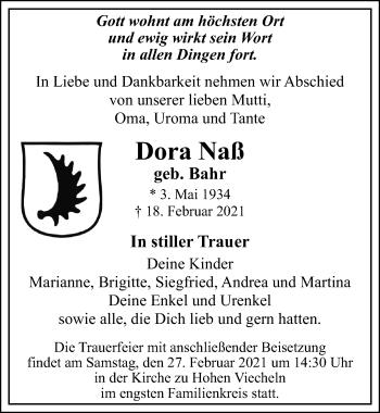 Dora Naß