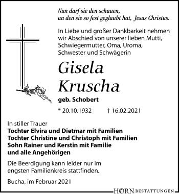 Gisela Kruscha