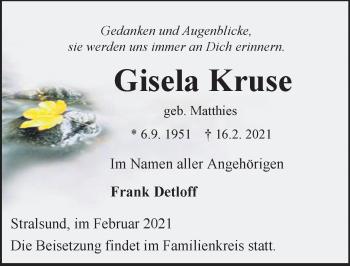 Gisela Kruse