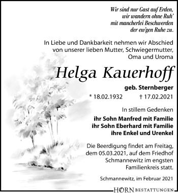 Helga Kauerhoff