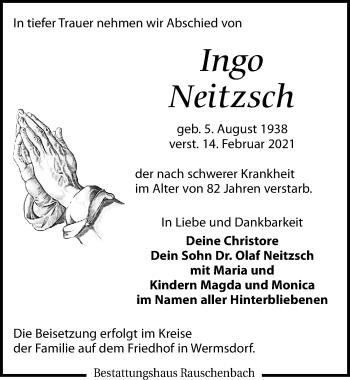 Ingo Neitzsch