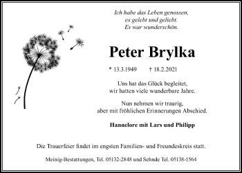 Peter Brylka