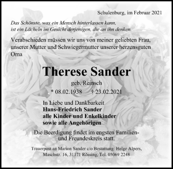 Therese Sander