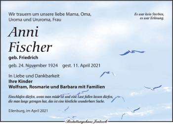 Anni Fischer