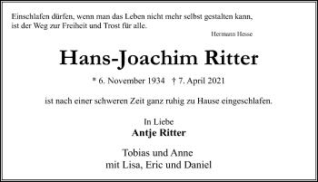 Hans-Joachim Ritter