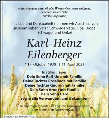 Karl-Heinz Eilenberger