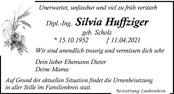 Silvia Huffziger