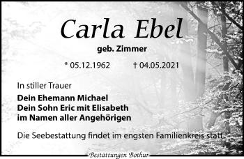 Carla Ebel