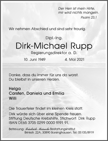 Dirk-Michael Rupp