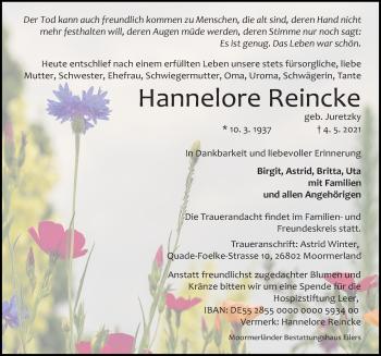 Hannelore Reincke