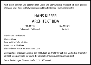 Hans Kiefer