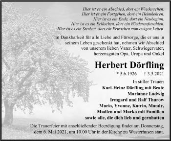 Herbert Dörfling