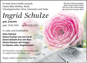 Ingrid Schulze