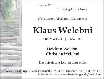 Klaus Welebni