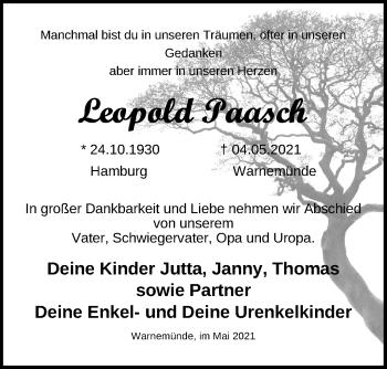 Leopold Paasch