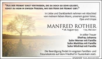 Manfred Rother