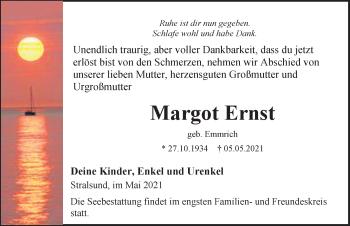 Margot Ernst