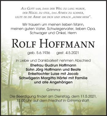 Rolf Hoffmann
