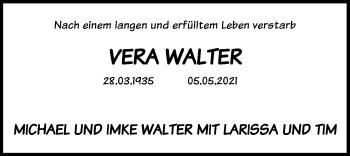 Vera Walter