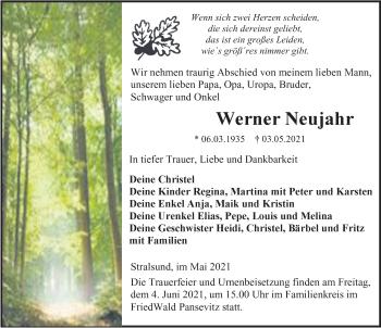 Werner Neujahr