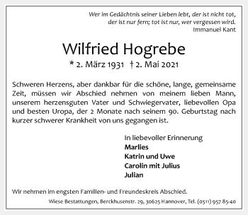 Wilfried Hogrebe