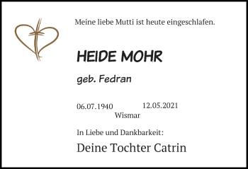 Heide Mohr