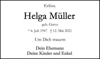 Helga Müller