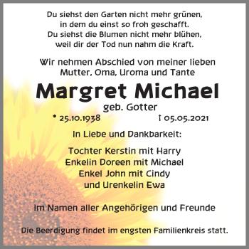 Margret Michael