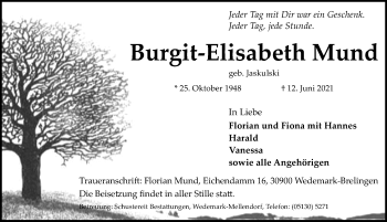 Burgfit-Elisabeth Mund
