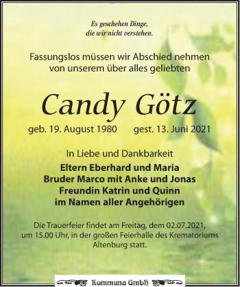 Candy Götz