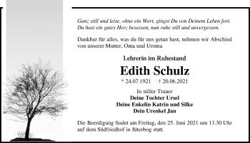 Edith Schulz