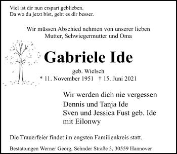 Gabriele Ide