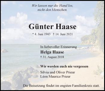 Günter Haase