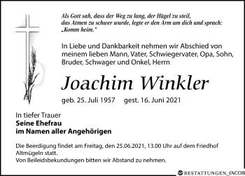 Joachim Winkler