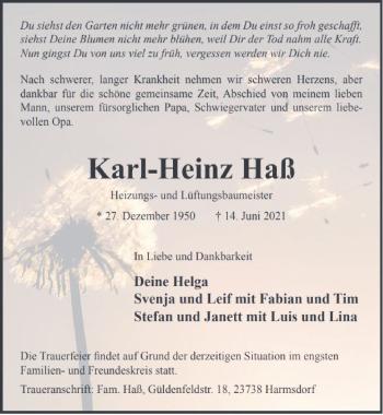 Karl-Heinz Haß