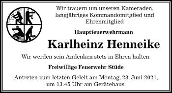 Karlheinz Henneike