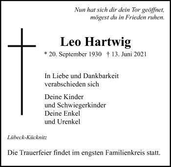 Leo Hartwig