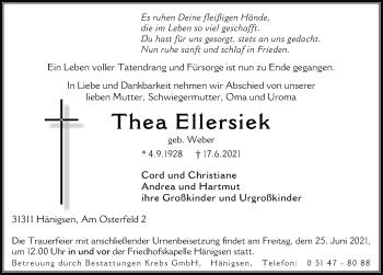 Thea Ellersiek