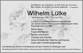 Wilhelm Lütke