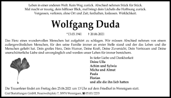 Wolfgang Duda