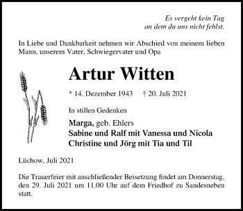 Artur Witten