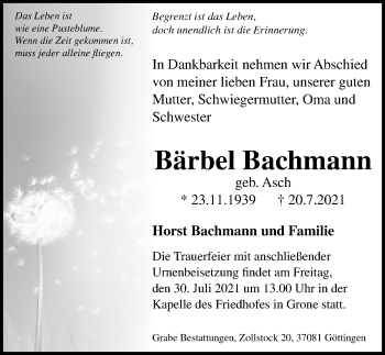 Bärbel Bachmann