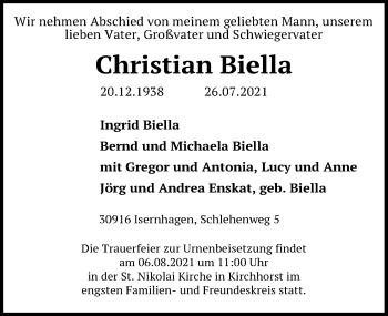Christian Biella