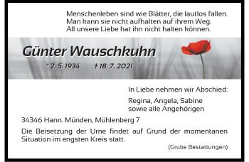 Günter Wauschkuhn