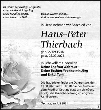 Hans-Peter Thierbach