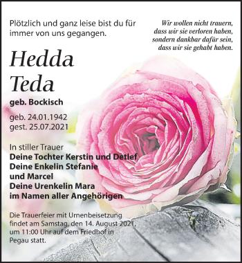 Hedda Teda