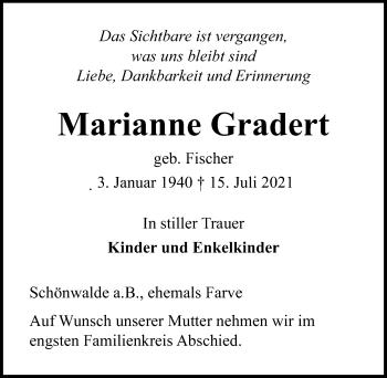 Marianne Gradert