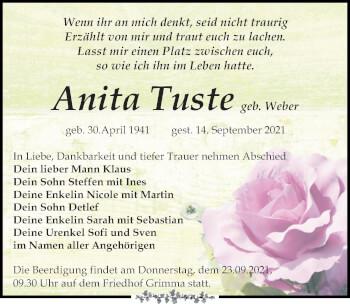 Anita Tuste