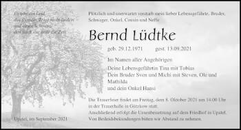 Bernd Lüdtke